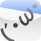 iPhoneに新しい顔文字を簡単に登録するアプリ「顔文字とうろくん」
