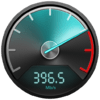 MacのHDDやSSDの速度測定するディスクベンチマークアプリ『Blackmagic Disk Speed Test』