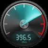 MacのHDDやSSDの速度測定するディスクベンチマークアプリ「Blackmagic Disk Speed Test」
