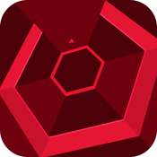 脳汁ドバドバ トランス感が半端ないゲームアプリ「Super Hexagon」