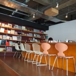 cafe 岐阜市にあるつい長居したくなっちゃう本に囲まれた隠れ家的オシャレカフェ GINGA