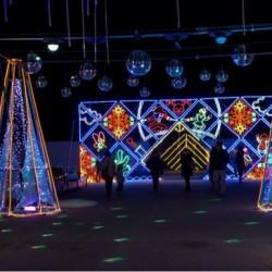 イルミネーションの穴場スポット愛知県一宮市「国営木曽三川公園138タワーパーク」のクリスマスイベント