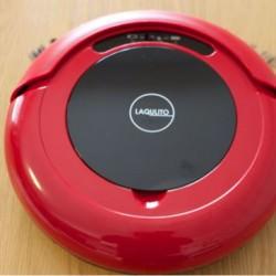 たった1万円の自動ロボット掃除機がメチャ良くてルンバいらずCCP「LAQULITO CZ-860-RB」