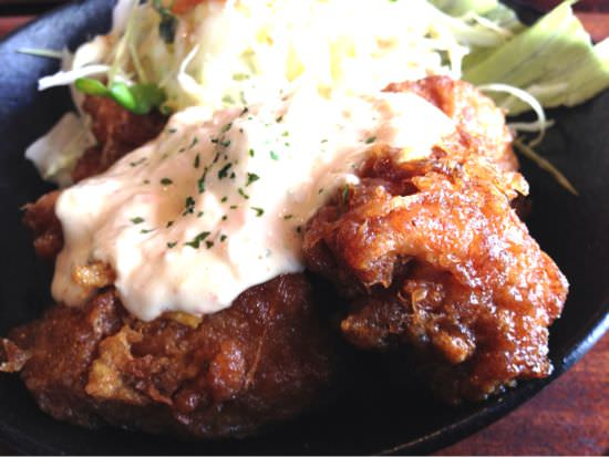 宮崎50選の美味しいチキン南蛮が福岡で食べられる「高千穂キッチン 旧ヤングエコー」