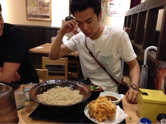 寝起きドッキリ暴食 @beat910福岡ウエストで目覚めの暴食