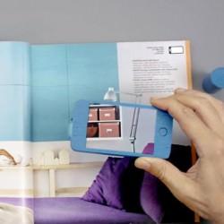 IKEA2013年版のカタログ、紙とデジタルの融合具合がイケァてる
