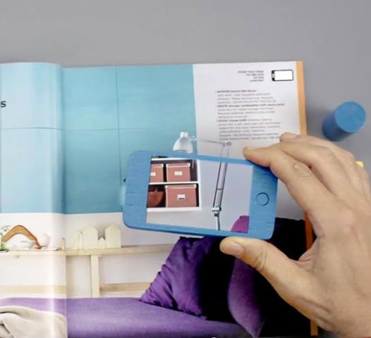 The 2013 ikea catalog goes augmented reality 174416